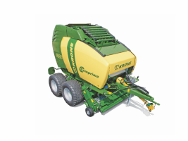 The Rovic Leers Range includes Round balers, small square balers and big packs