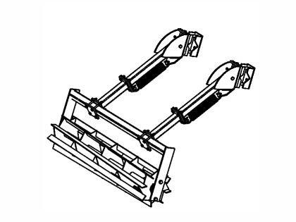 Rovic - Finger Harrows and Seedbed rollers